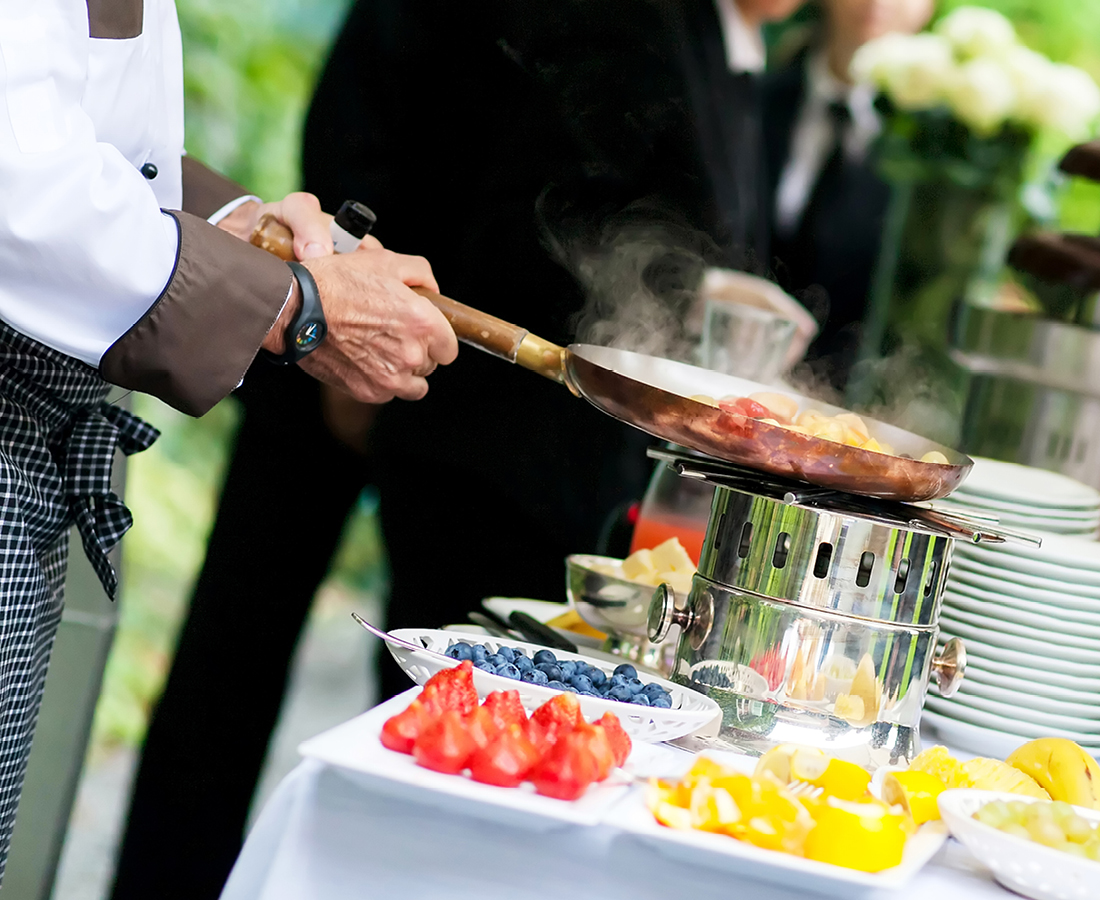 Uk top catering company